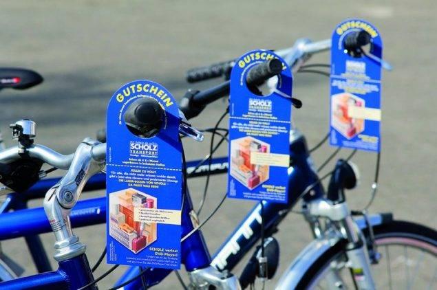 Street Influencer - bikeCards